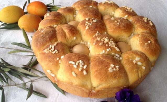 Dolci di pasqua i dolci tradizionali per la pasqua for Dolci tipici roma